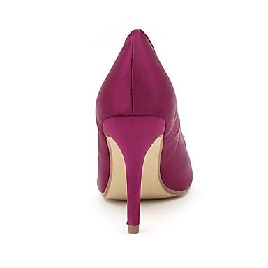 Satin Talon de Chaussures Strass 06409717 Printemps Bleu Aiguille Champagne Ivoire ouvert Femme Basique Eté Chaussures mariage Escarpin Bout 05Uqnzw