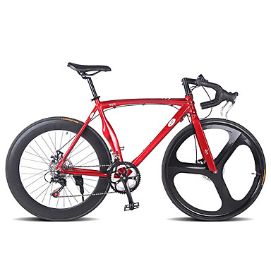 Landeveissykkel / Komfort Sykler Sykling 14 Trin 26 tommer (ca. 66cm) / 700CC SHIMANO TX30 BB5 Skivebremse Ikke dempende Ikke dempende Vanlig Aluminiumslegering