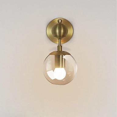 Lampy ścienne Na Metal Światło ścienne 110-120V 220-240V 60W