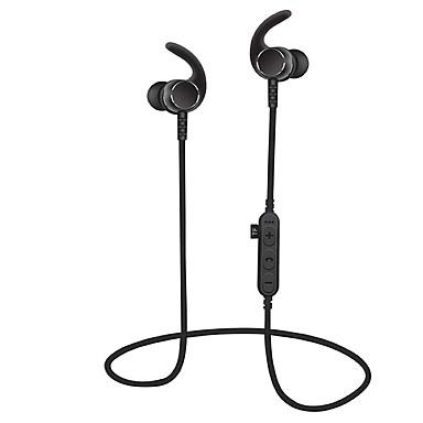 Cwxuan W uchu Bezprzewodowy / a Słuchawki Stop aluminium / Plastikowy Telefon komórkowy Słuchawka z mikrofonem / Z kontrolą głośności / Magnet Atrakcja Zestaw słuchawkowy