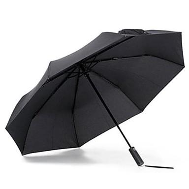 Parasol xiaomi na słoneczne i deszczowe dni - czarne cieniące światło słoneczne anty-UV