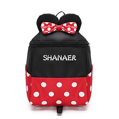Taschen Oxford Tuch Kindertaschen Reißverschluss für Normal Schwarz / Rote