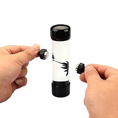1 pcs Mágneses játékok ferrofluid Építőkockák Puzzle Cube Mágneses Újdonságok Gyermek / Felnőttek Fiú Lány Játékok Ajándék