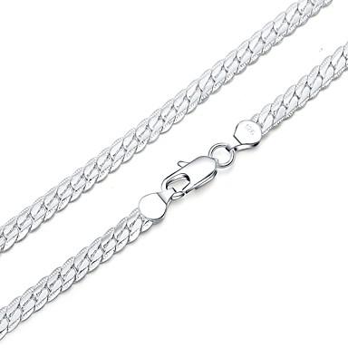 Męskie Damskie Geometryczny Bransoletki i łańcuszki na rękę - Posrebrzane Moda Bransoletki Biżuteria Srebrny Na Prezent
