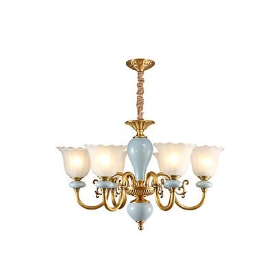 ZHISHU 6-światło Lampy widzące Oświetlenie od dołu (uplight) - 3D, 110-120V / 220-240V Nie zawiera żarówki / 15-20 ㎡
