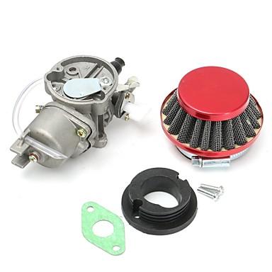 povoljno Automoto-rasplinjač ugljikovog zraka za usisni razvodnik brtva za 49cc mini moto quad bike bicikla