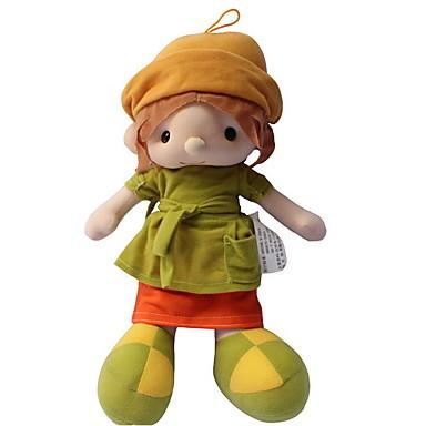 Dziewczyna Lalki Pluszowa lalka 14 in Miękka Bezpieczne dla dziecka Nietoksyczne Dzieciak Dla dziewczynek Zabawki Prezent / Duży rozmiar / Słodkie