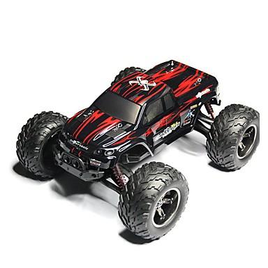 RC samochodów S911 Samochód Terenowy / Monster Truck Bigfoot / Samochód do driftingu 1:12 Szczotkowy 40 km/h KM / H Pilot zdalnego sterowania / Można ładować / Elektryczny