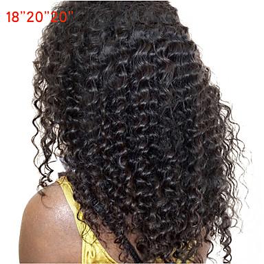 1 Pakiet Włosy brazylijskie 8A Włosy naturalne Fale w naturalnym kolorze Ludzkie włosy wyplata Ludzkich włosów rozszerzeniach Damskie