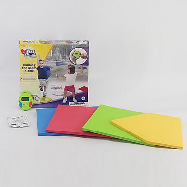 hesapli Oyuncaklar ve Oyunlar-Fitness Oyuncakları Vücut geliştirme panosu Pedometre Spor Renkli Yumuşak Plastik Çocuklar için Oyuncaklar Hediye 1 pcs