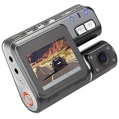 abordables DVR de Voiture-I1000 1080p DVR de voiture 110 Degree Grand angle 1.8 pouce LCD Dash Cam avec Détection de Mouvement 4 LED infrarouge Enregistreur de voiture