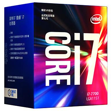 Intel CPU processzor Core i7 I7-7700 4 mag 8 LGA 1151