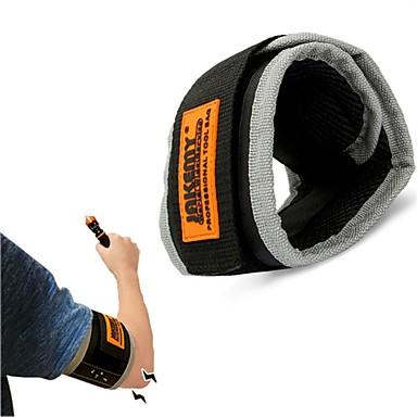 opaska magnetyczna opaska na nadgarstek bransoleta ferramentas herramientas narzędzia naprawcze do trzymania wkrętnego wiertła