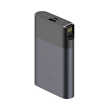 xiaomi zmi power bank 4g router wifi 10000mah mobilna hotspot qc 2.0 przenośna ładowarka