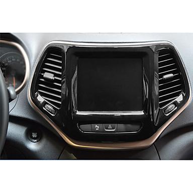 Automobilowy Centra Pokrywy Stosów Wnętrze samochodu DIY Na Jeep Wszystkie roczniki Cherokee