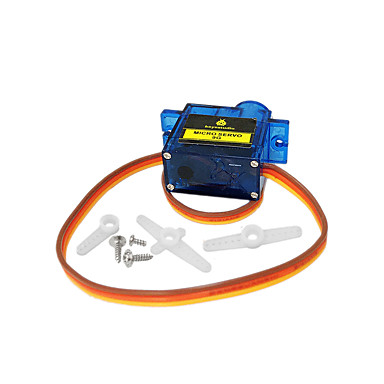1 sztuk keyestudio mini 9g silnik serwo 23 * 12.2 * 29mm niebieski dla arduino robota
