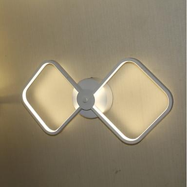 Modern / Contemporary Lampy ścienne Living Room / Domowy Aluminium Światło ścienne 110-120V / 220-240V 24W