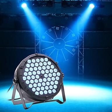 U'King Oświetlenie LED sceniczne Żarówki LED Par 8/9 DMX 512 Master-Slave Aktywowana Dźwiękiem Auto 80 na Klub Ślub Scena Impreza Obuwie