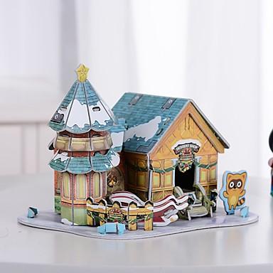 Zabawki 3D Zabawki Hračka TOY Akcesoria plastyczne Non Toxic Styropian Materiał przyjazny dla środowiska Papierowy Sztuk