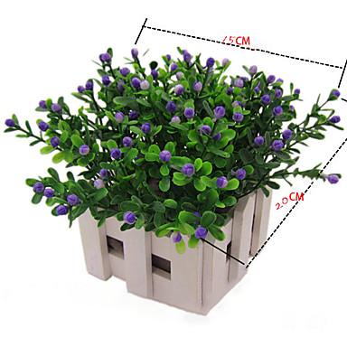 Sztuczne Kwiaty 6 Gałąź minimalistyczny styl / Styl pasterski Rośliny Bukiety na stół