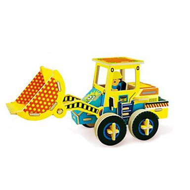 3D - Puzzle Aushubmaschine Spielzeuge Gabelstapler Fahrzeuge 1 Stücke