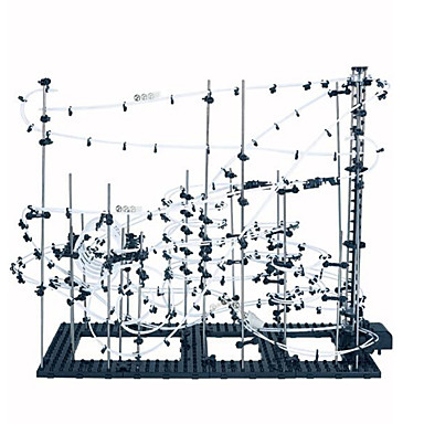 Spacerail Lv 8 231-8 40000MM Track Rail Car Track Set Marble Track Set Compact Track & Multi Terrain Loader DIY Plastics Acetate / Plastic ABS Kid's Teen Boys' Girls' Toy Gift