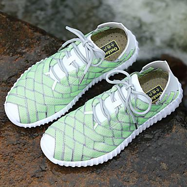 Marche d'Athlétisme Demi Confort Bout 06438502 rond Chaussures Chaussures Automne Ruban Fuchsia Plat Printemps Femme Gomme Botte Talon Bottine qORxYf0x