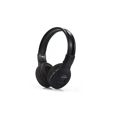 BS862 Opaska na głowę Bezprzewodowy / a Słuchawki Elektrostatyczny Plastikowy Sport i fitness Słuchawka z mikrofonem Zestaw słuchawkowy
