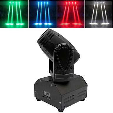 U'King Oświetlenie LED sceniczne DMX 512 Master-Slave Aktywowana Dźwiękiem Aktywacja muzyką 10 na Do domu Klub Ślub Scena Impreza Obuwie
