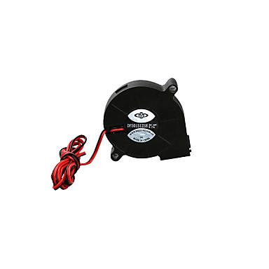 dc 24v børsteløs kjølingsturbinblåservifte anet 5015 50 * 62 * 15mm