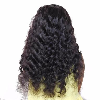 baratos Extensões de Cabelo Natural-3 pacotes Cabelo Mongol Ondulação Larga 10A Cabelo Virgem Cabelo Humano Ondulado 10-26 polegada Tramas de cabelo humano Extensões de cabelo humano