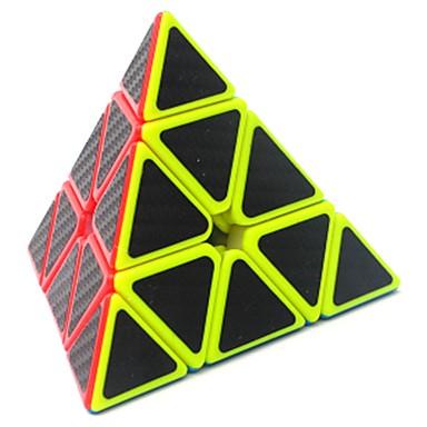 קוביה הונגרית Pyraminx 3*3*3 קיוב מהיר חלקות קוביות קסמים קוביית פאזל מט ספורט מתנות יוניסקס