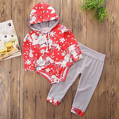 c5ed71554d29 Dijete koje je tek prohodalo Djevojčice Ležerne prilike   Aktivan    Kinezerije Sport Cvjetni print Dugih