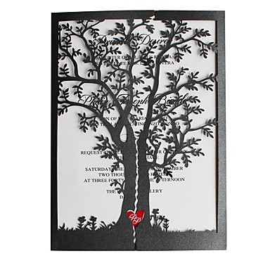 f65d7f555715 Εσάροα   Τσέπη Προσκλητηρια Γαμου 30pcs - Προσκλητήρια   Δείγμα Πρόσκλησης    Κάρτες για την Ημέρα της Μητέρας Καλλιτεχνικό στυλ   Πεπαλαιωμένο Στυλ  Ανάγλυφο ...
