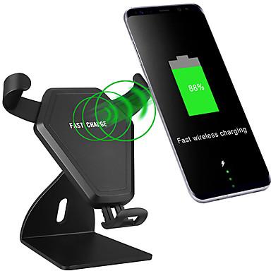 מטען לרכב / עמדה עם הטענה / מטען אלחוטי מטען USB USB מטען אלחוטי / Qi 1חיבורUSB 1 A iPhone 8 Plus / iPhone 8 / S8 Plus