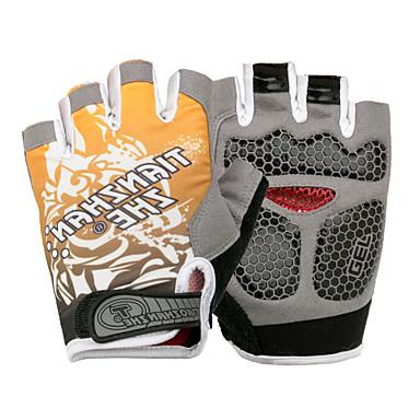 Sporthandschuhe Fahrradhandschuhe Rasche Trocknung tragbar Atmungsaktiv Wasserdicht Anti-Rutsch Hohe Atmungsaktivität (> 15.001g)