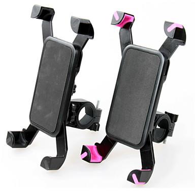 אופנייים טלפון נייד מעמד מחזיק מעמד מעמד מתכוונן טלפון נייד סוג אבזם ABS מחזיק