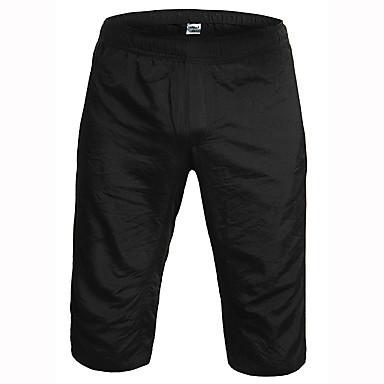 Jaggad Men's Cycling Padded Shorts Bike Baggy Shorts / MTB Shorts / Bottoms Cycling, Reflective, Ultraviolet Resistant Solid Colored