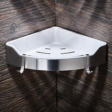 צדף לחדר האמבטיה איכות גבוהה פלדת אל חלד + ABS דרגה A יחידה 1 - אמבטיה