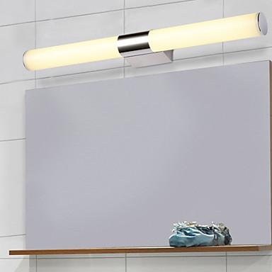 מגן עין עכשווי / פשוט תאורת חדר אמבטיה מקלחת אקרילי אור קיר 220V 8 W / משולב לד