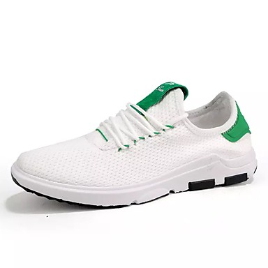 Tulle Athletic Spring / Fall Comfort Athletic Tulle Shoes Walking Shoes White / Black / Red 8340e2