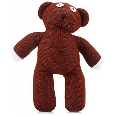a55eb5f4a1b Teddy Bear Stuffed Animal Plush Toy Fun Lovely Classic Classic   Timeless  Braided Fabric Toy Gift 1 pcs