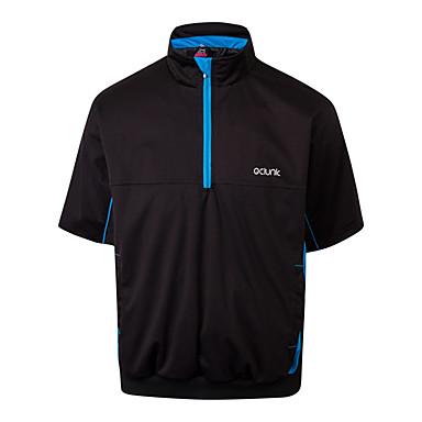 בגדי ריקוד גברים גולף אפוד עמיד מוגן מגשם לביש נשימה גולף פעילות חוץ
