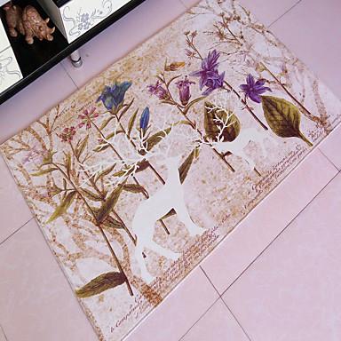 שטח שטיחים מודרני polyster, מלבני איכות מעולה שָׁטִיחַ