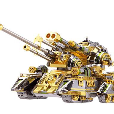 voordelige 3D-puzzels-3D-puzzels / Metalen puzzels Militair Metallic / Roestvast staal 1 pcs Kinderen / Volwassenen Meisjes Geschenk