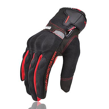 povoljno Automoto-pun prst unisex otvoreni jahanje madbike motocross moto rukavice rukavice prozračna zaštita mad-04 najlon vlakna protuklizno / prozračna / nosiva