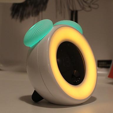 1pc LED לילה אור מובנה Li-Battery מופעל / נתב USB נטענת / Spottivalo / עם יציאת USB