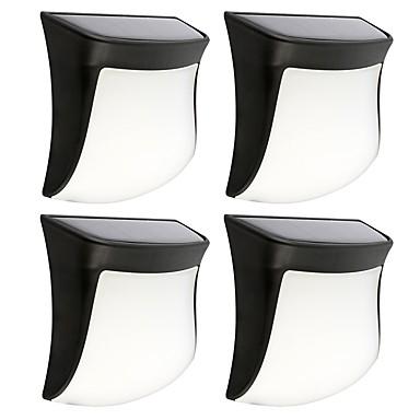 YouOKLight 4 szt. 1 W Lampy LED na Energię Słoneczną Zasilanie solarne Zimna biel 5.5 V Oświetlenie zwenętrzne 3 Koraliki LED