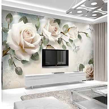 wall murals online wall murals for 2019light pink rose custom 3d large wall covering mural wallpaper fit restaurant tv background flower