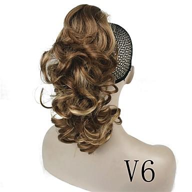 povoljno Perike i ekstenzije-Isječak U / S Wig Accessories Afričke pletenice Sintentička kosa Kose za kosu Ugradnja umetaka Ravan kroj 14 inča Svakodnevica